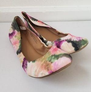 Floral Ballet Flats